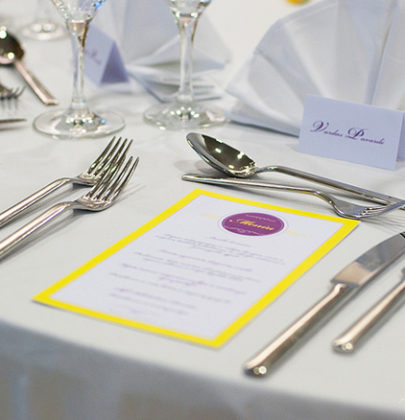 Food Bar a menu na przyjęcie weselne.