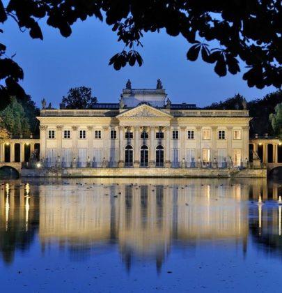 Ślub cywilny w Muzeum Łazienki Królewskie w Warszawie