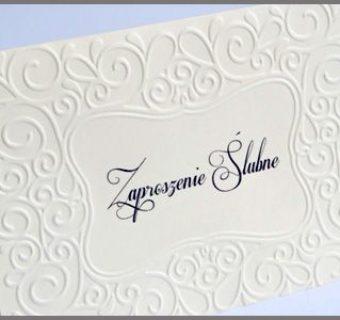 5 pomysłów na zaproszenie ślubne.