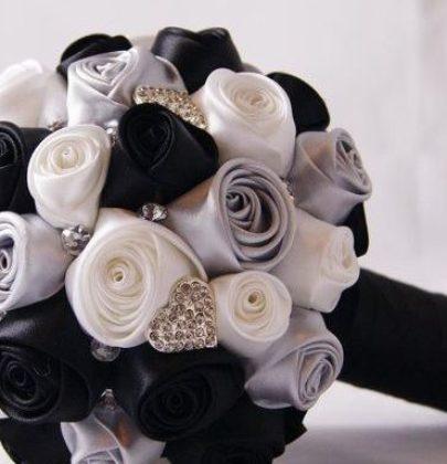 6 oryginalnych propozycji na bukiet ślubny.