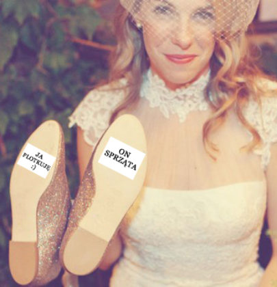 7 śmiesznych gadżetów ślubnych.