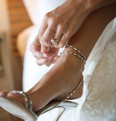 Ślubne trendy 2015 – buty dla panny młodej.