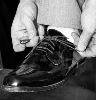 3 żelazne zasady jak dobrać buty do garnituru ślubnego.