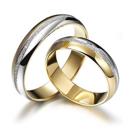 Najmodniejsze obrączki ślubne.