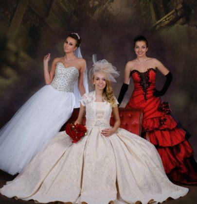 Suknie ślubne na Śląsku.