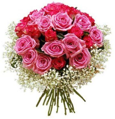 Kwiaty dla Młodej Pary.