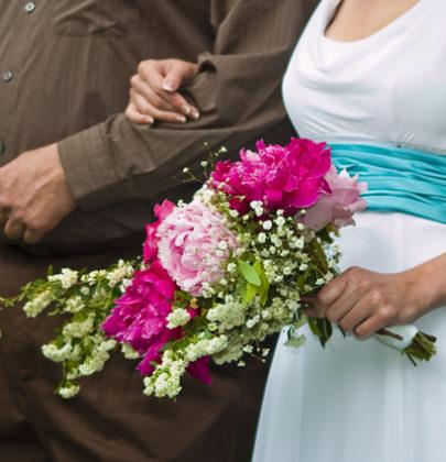 Pasy do sukien ślubnych.