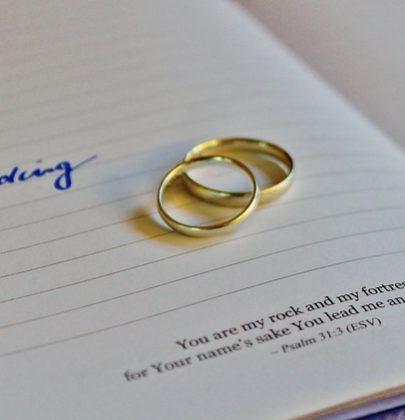 Obrączki ślubne – zróbmy je sami!