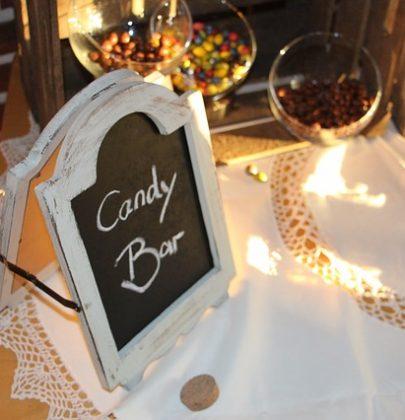 Słodkości nie tylko dla dzieci – candy bar.
