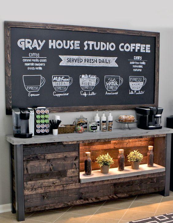 Bar kawowy