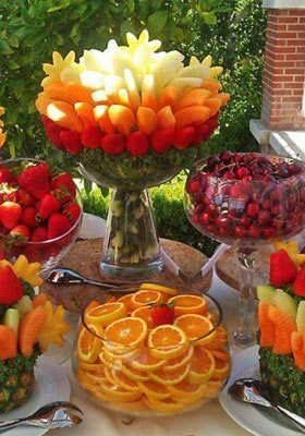 Bar owocowy