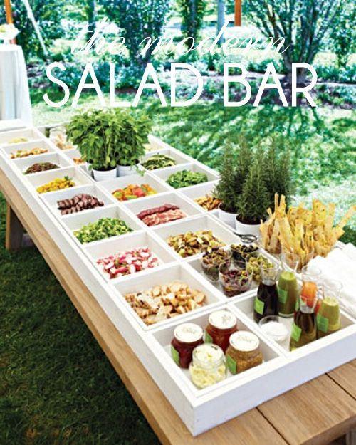 Bar z sałatkami