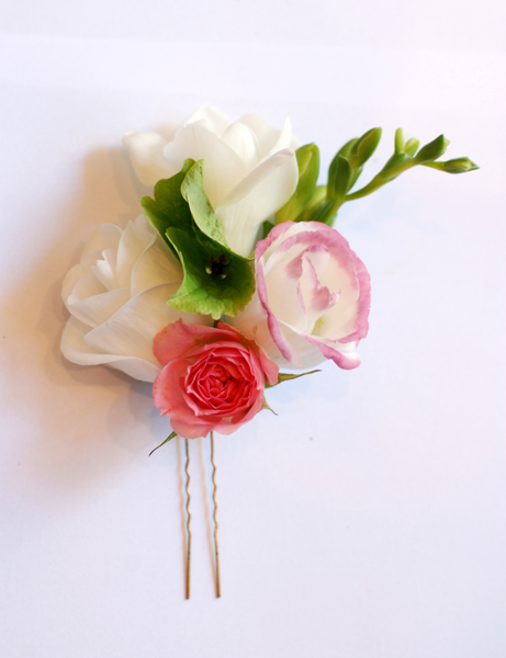 Stroik z kwiatów