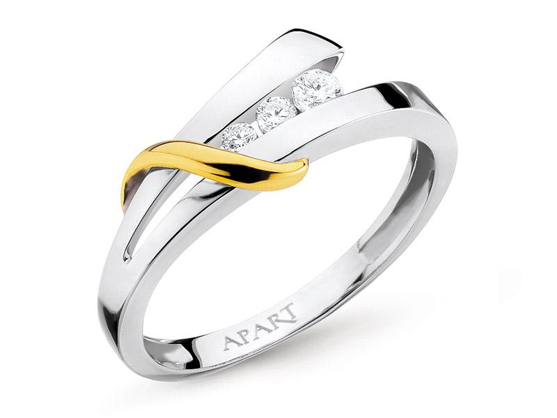 Pierścionki zaręczynowe Apart