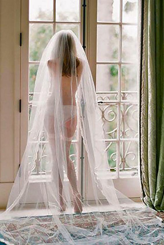 Erotyczna sesja ślubna
