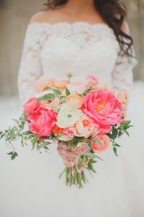 wyrazisty bukiet ślubny