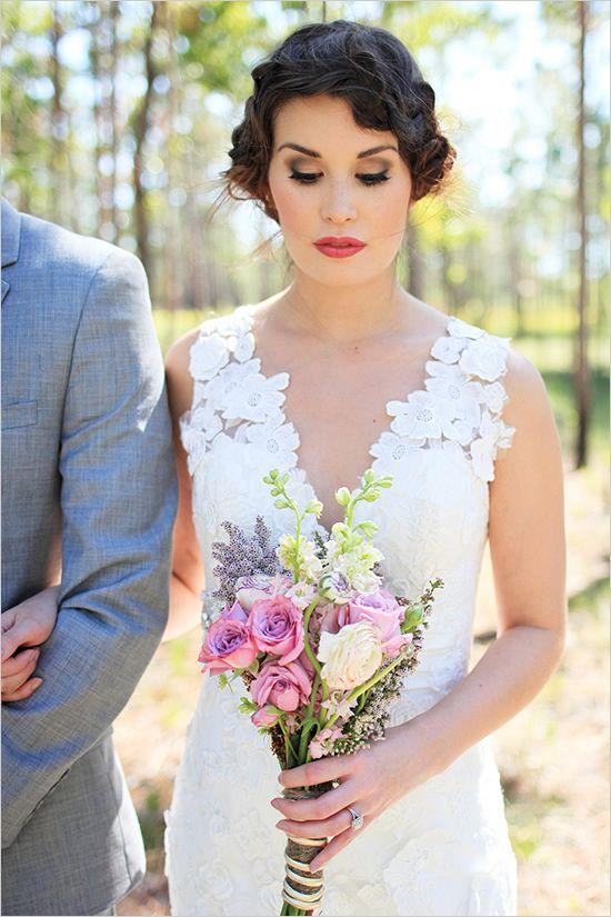 mocniejszy makijaż ślubny