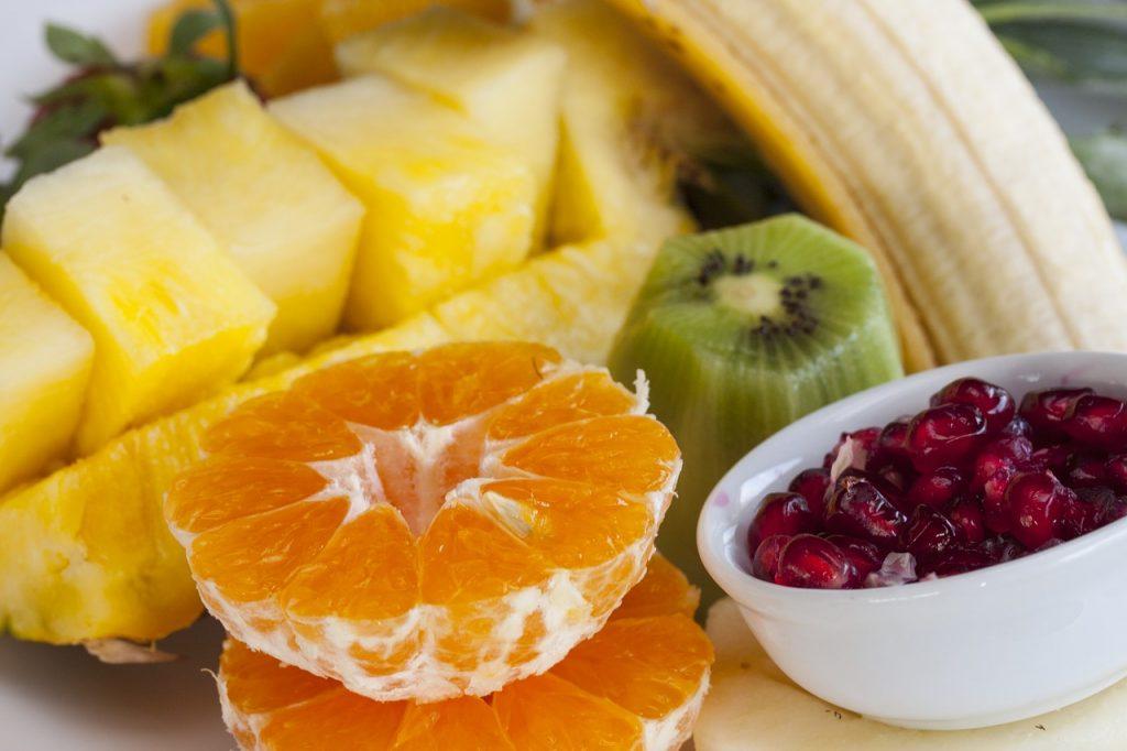 pyszne owoce