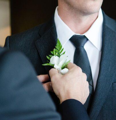 10 idealnych krawatów dla Pan Młodego