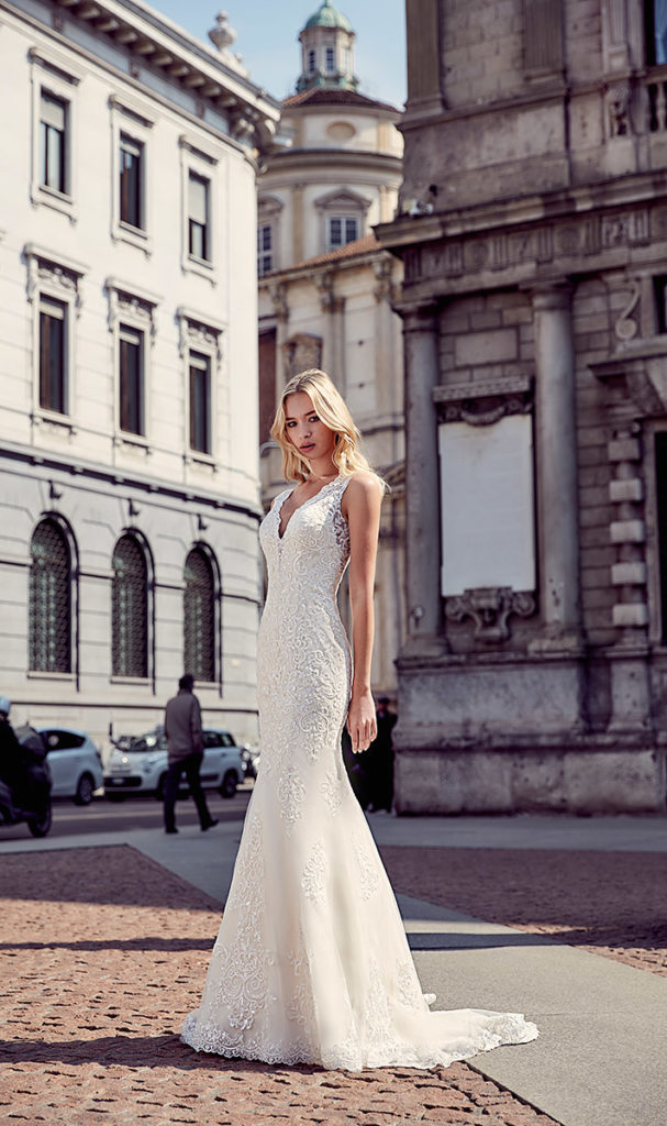Suknia ślubna Milano Style MD 199