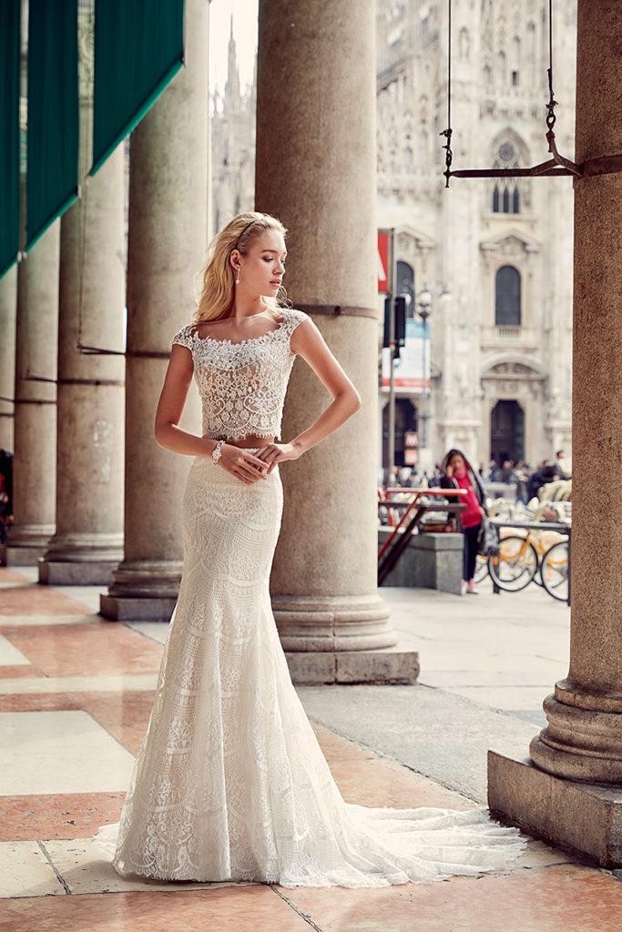 Suknia ślubna Milano Style MD 207