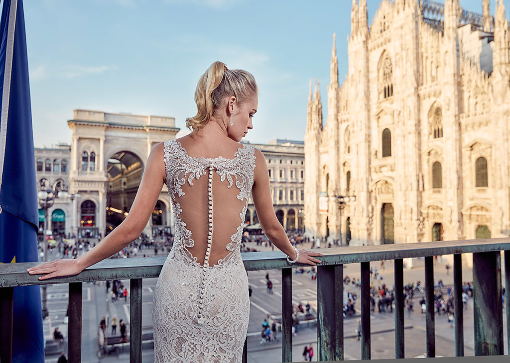 Suknia ślubna Milano Style MD 209