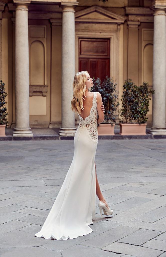 Suknia ślubna Milano Style MD 228