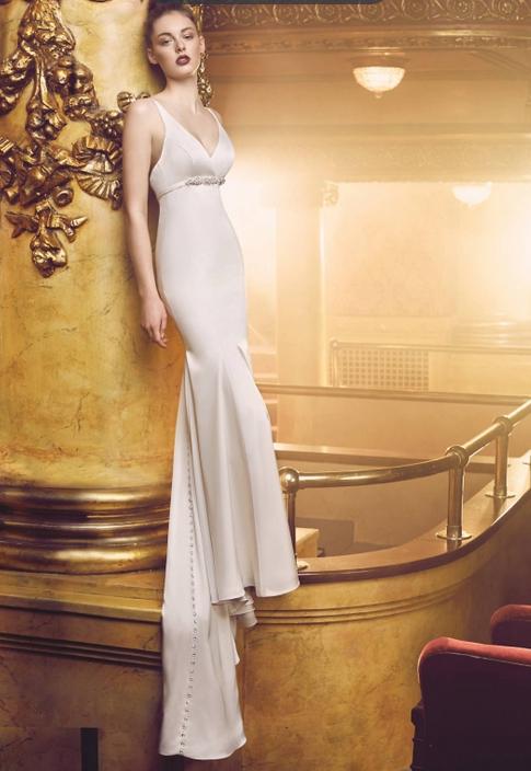 Suknia ślubna Style 4701