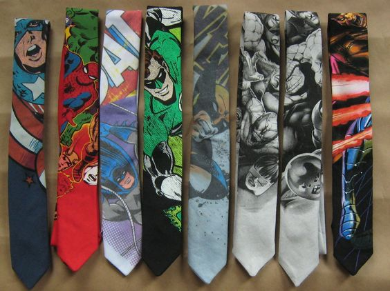 zabawny krawat ślubny