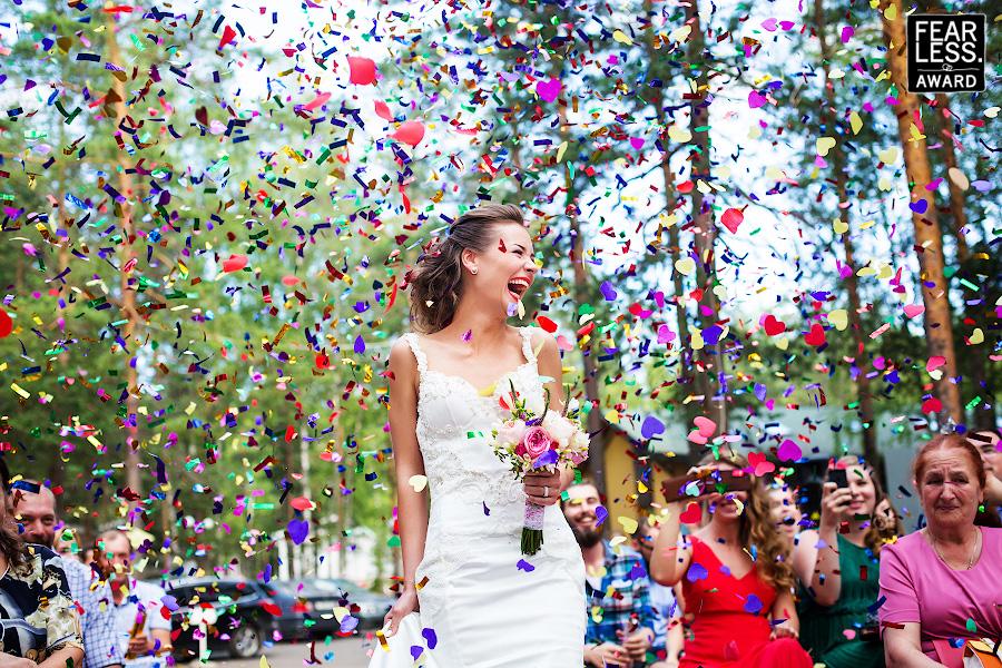 Zdjęcia z przyjęcia weselnego