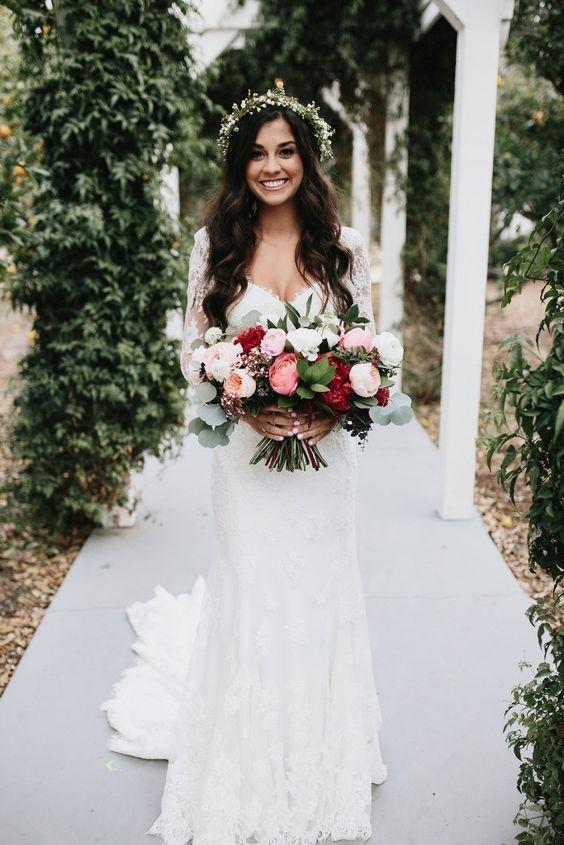 klasyczne stylizacje ślubne