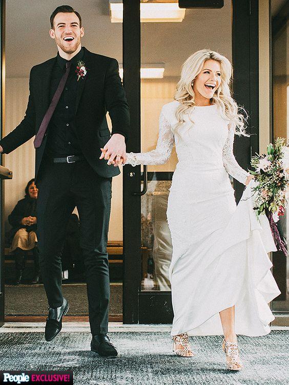 prosta stylizacja ślubna
