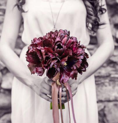 7 najlepszych pomysłów na stylowy bukiet ślubny dla Panny Młodej!