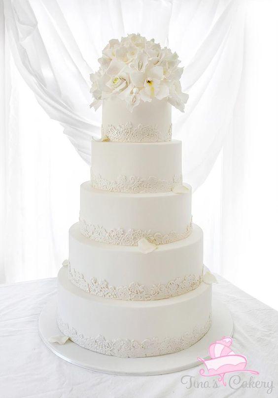 tort weselny w bieli (10)