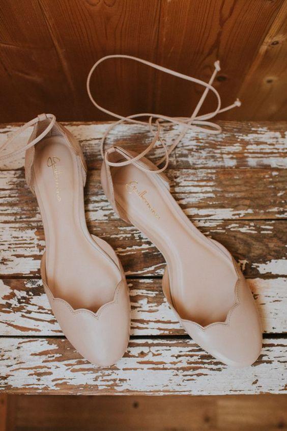 baleriny ślubne
