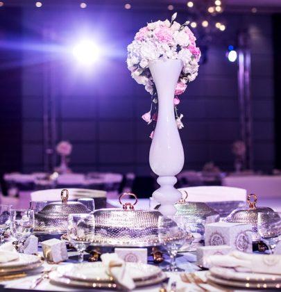 Kolor przewodni przyjęcia weselnego – 6 najciekawszych propozycji!