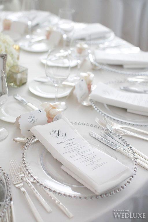 przyjęcie weselne w kolorze bieli