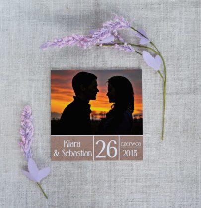 Jakie zaproszenia ślubne będą na topie w 2018 roku?