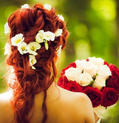 Czerwona suknia ślubna – propozycja dla odważnych!