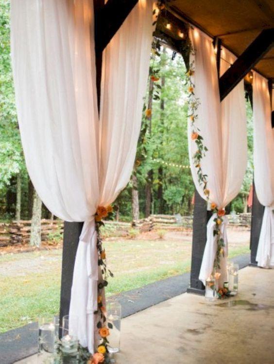 romantyczny motyw wesele