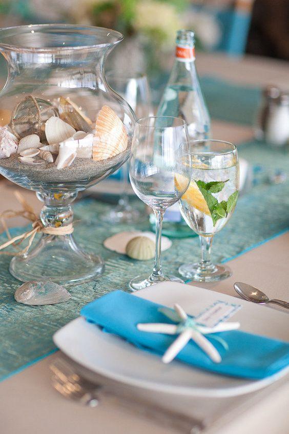Ślub i wesele w stylu marynistycznym