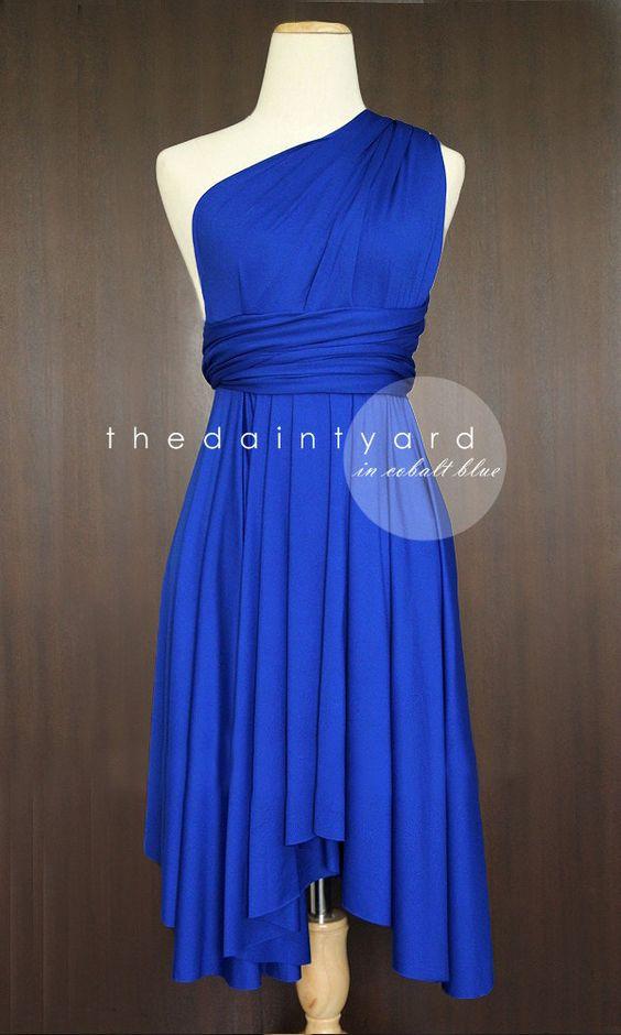niebieskie suknie ślubne