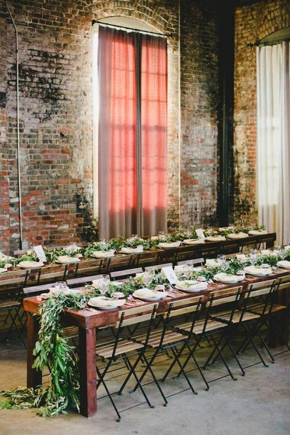 minimalistyczne sale na wesele