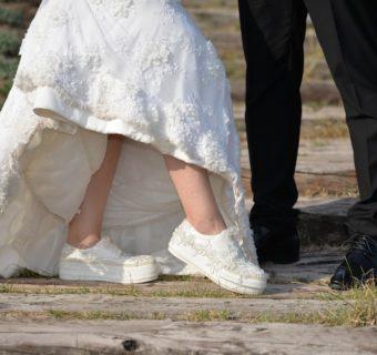 Niebanalne stylizacje ślubne dla Panny Młodej