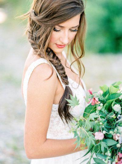 Warkocz na wesele
