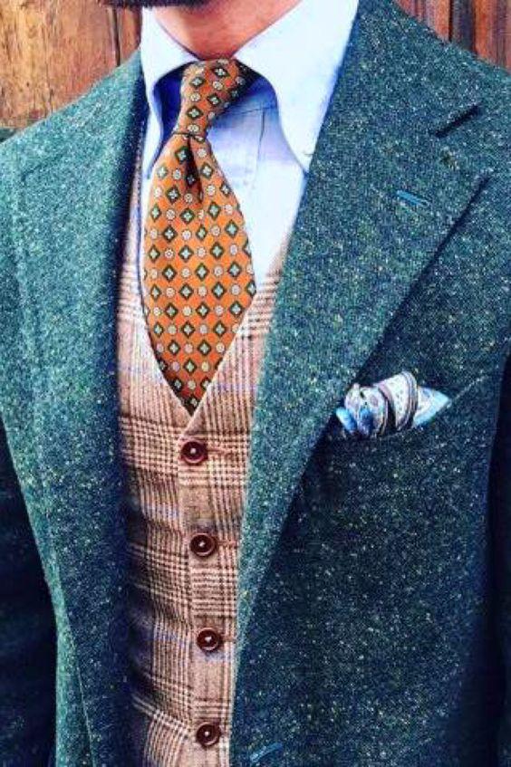 garnitur ślubny Vintage