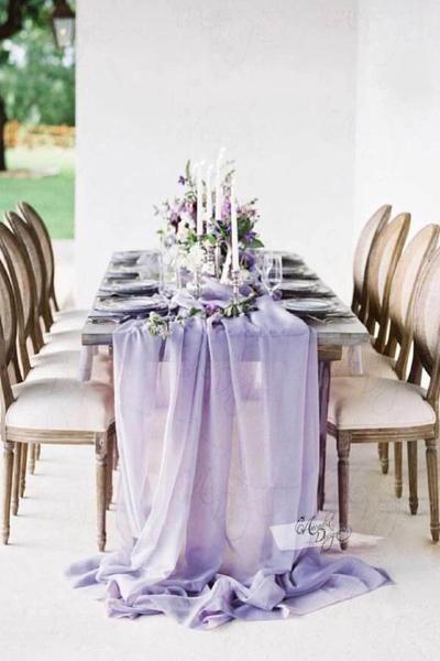 fioletowy kolor przewodni