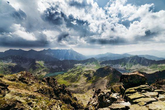 podróż poślubna Tatry