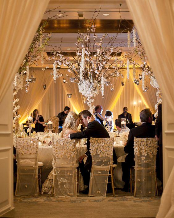 przyjecie weselne w restauracji