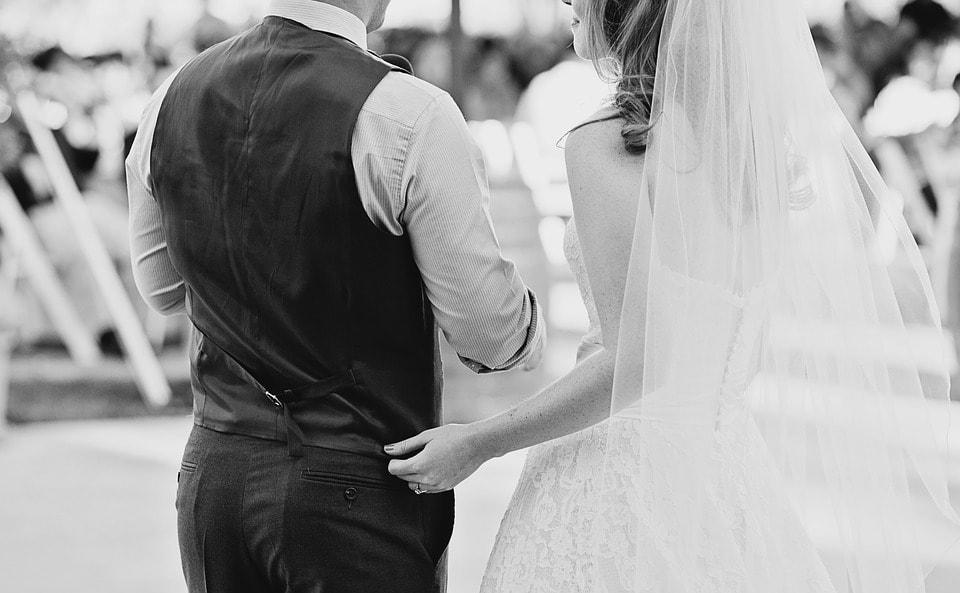 Ślubny welon